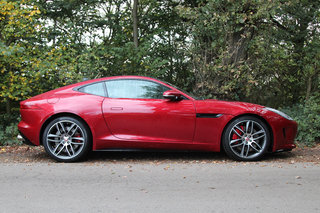jaguar f type r coupe review image 5