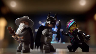 Lego Dimensions is here to let you play as Batman in Back To The Future