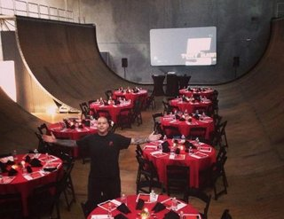 Chef leaks Tony Hawk 5 game title while working pro skater's event