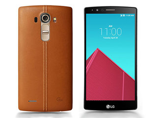 Gorgeous leaked official LG G4 photos show a smartphone stunner
