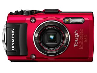 Olympus Tough TG-4 is a compact for the more adventurous snapper who wants to shoot in RAW