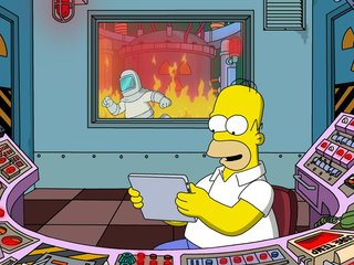 The Simpsons DVDs canned, digital downloads only from here on in