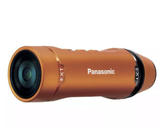 Panasonic's HX-A1 wearable action cam will record your POV (even in slow-mo)