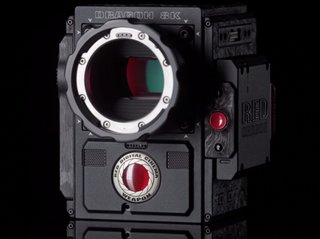 Forget about 4K: Red goes 8K with its Weapon Vista Vision full-frame camera