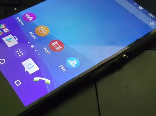 This is the Sony Xperia Z4... probably