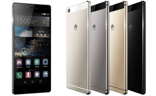 Huawei P8 is here: 5.2-inch Full HD screen,octa-core CPU and just 6.4mm thick