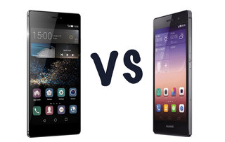 Huawei P8 vs Huawei Ascend P7: What's the difference?