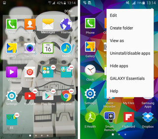 samsung touchwiz review a deep dive into the samsung galaxy s6 software image 3