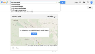 Want to find your Android phone? Now you can simply Google 'Find my phone'