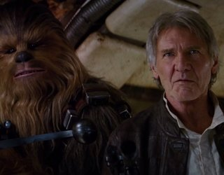 Here's the second trailer for Star Wars: The Force Awakens