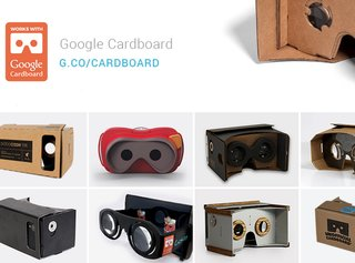 Google's Works with Cardboard aims to certify VR viewers and optimise app experiences