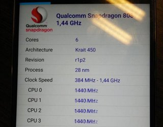 LG G4 leak reveals phone might be based on Snapdragon 808 instead of 810