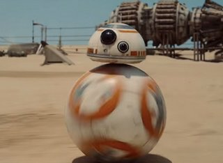 BB-8 droid: Sphero is making the official Star Wars toy, but you can make one now