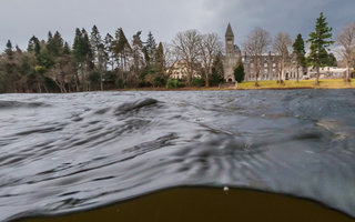 Google joins the hunt for the Loch Ness Monster