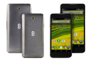 EE own-brand offensive: Harrier and Harrier Mini offer 4G affordability