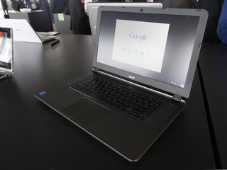 Acer Chromebook 15 CB3-531: Big and budget (hands-on)