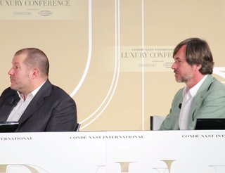 Watch Jony Ive and Marc Newson talk about why they designed Apple Watch