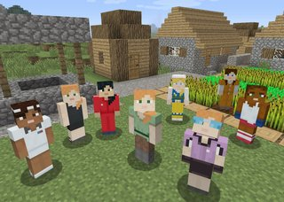 Say hello to Alex, Minecraft's first female character you can play for free