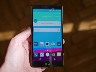 LG G4: Stunning camera with Quantum Display to show it off (hands-on)