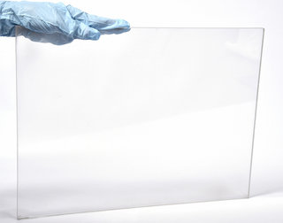 Never get a cracked screen again: Bulletproof super-glass developed