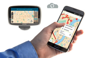 TomTom MyDrive bridges the gap between smartphones and cars
