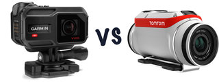TomTom Bandit vs Garmin VIRB XE: What's the difference?