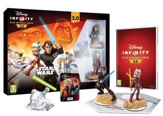 Leaked box art reveals Disney Infinity might soon add Star Wars characters