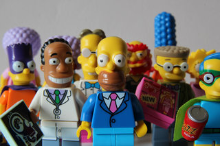 Simpsons Minifigures series 2 is another dose of Lego awesome