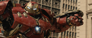 Strap on the Hulkbuster Iron Man armour from Avengers: Age of Ultron in AR at IMAX cinemas