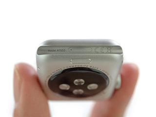 Apple Watch has a secret, hidden port likely for charging accessories