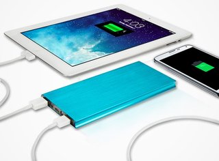 Power Vault 18,000 mAh Portable Battery Pack for $30 with US Shipping, $35/£23 with International shipping