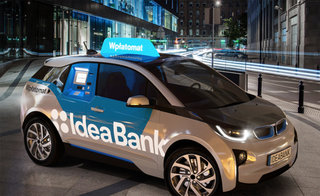 Idea Bank is the Uber of cash machines, delivers deposit ATM to you