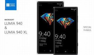 Microsoft Lumia 940 and 940 XL concept renders look stunning in aluminium