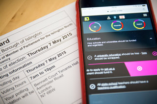 Election 2015: Still unsure on who to vote for? Here are 5 websites to help