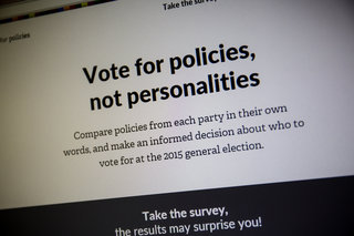 election 2015 still unsure on who to vote for here are 5 websites to help image 3