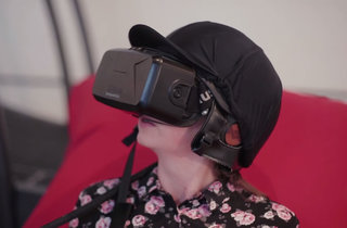 Horse racing punters will soon be able to ride the horse they backed live through Oculus Rift