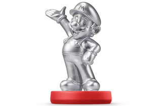 You'll never guess how much this silver Mario Amiibo costs