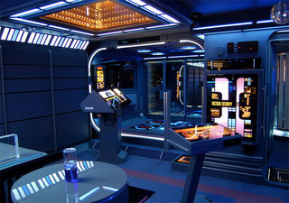 Incredible Trekkie flat goes on sale, you can boldly go buy it