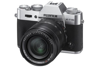 Loving the retro looks of the Fujilfilm X-T1 CSC but can't afford the price tag? The X-T10 could be for you