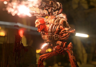 This is what the new 2015 version of Doom will look like