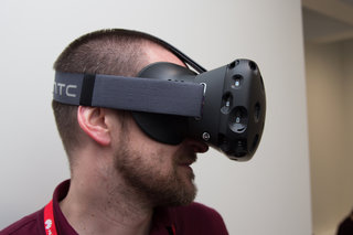 What is Valve's Chaperone and what does it mean for the HTC Vive?