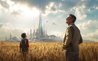 World exclusive Tomorrowland video explains why it's best viewed in IMAX