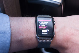 checking in at the w with apple watch is it the future for hotels  image 2