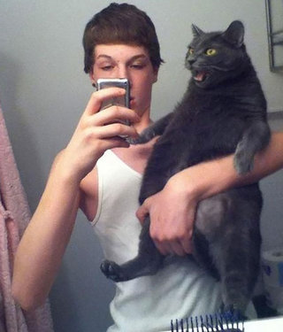 The Worst Selfies Of All Time image 45