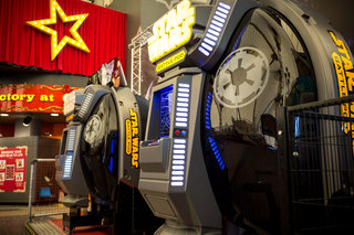 Star Wars Battle Pod is coming to a home near you, yours for just £24K
