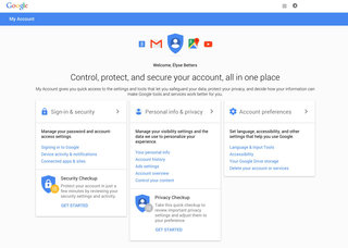 Google overhauls 'My Account' dashboard: What's new and how does it work now?