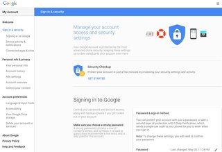 google overhauls my account dashboard what s new and how does it work now  image 2