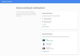 google overhauls my account dashboard what s new and how does it work now  image 4