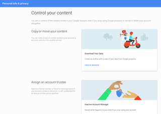 google overhauls my account dashboard what s new and how does it work now  image 5