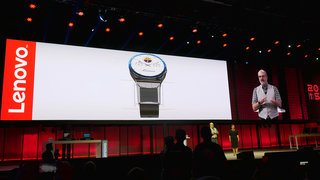 Lenovo Magic View dual-screen smartwatch concept: 'Like bringing virtual reality to smartwatches'